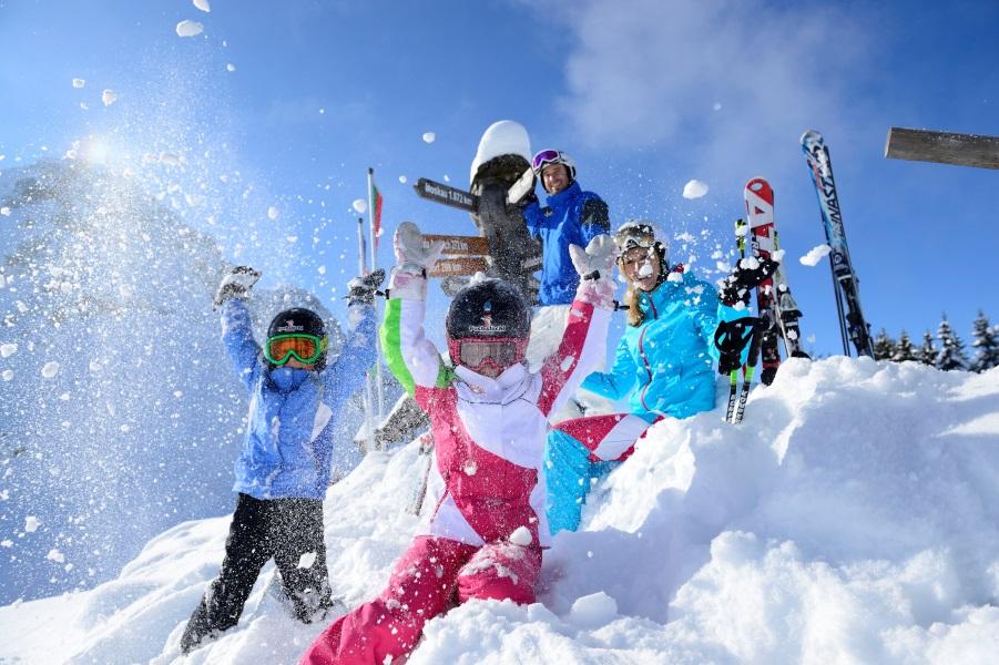 Gratis Bilder Downloaden Familienbilder Kitzbüheler Alpen Tirol