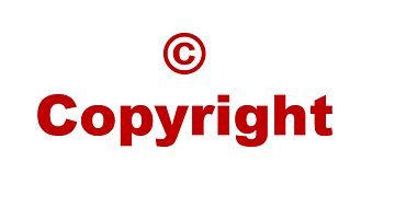 Please note - copyrights